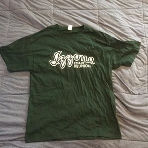 Green Izzone Reunion T-Shirt